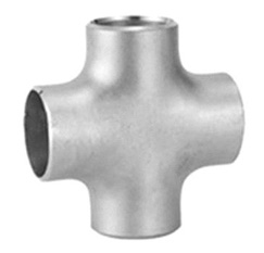 ANSI/ASME B16.9 Butt weld Equal Cross Manufacturer & Exporter